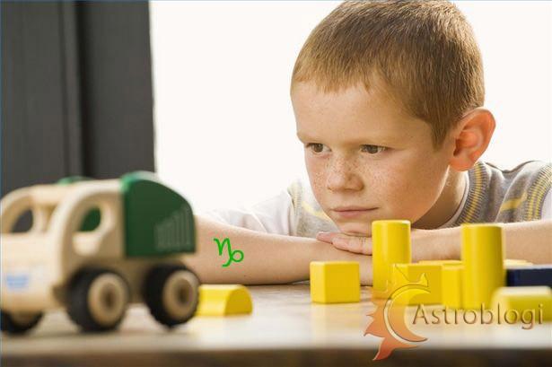 საბავშვო ჰოროსკოპი – თხის რქა ბავშვი