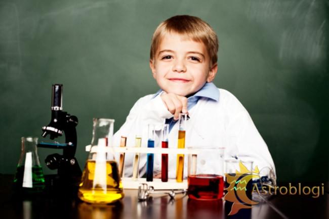 საბავშვო ჰოროსკოპი – მერწყული ბავშვი