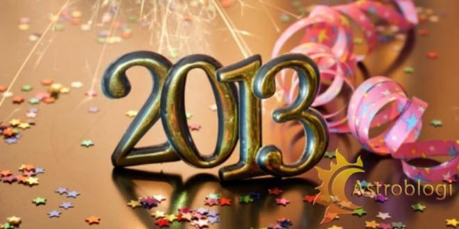 2013 წლის ნუმეროლოგია და პლანეტები