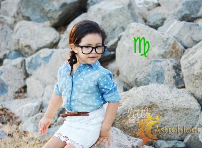 საბავშვო ჰოროსკოპი – ქალწული ბავშვი