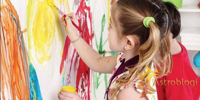 Kids-painting-on-the-wall