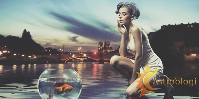მზე თევზებში, ასცენდენტი ნიშნებში