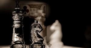 ბედის ბანქო – მეფე ჯვარი