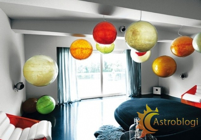 ასტეროიდები და ფიქტიური წერტილები