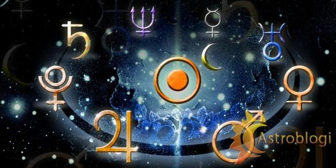 ასტროლოგიური სიმბოლოები