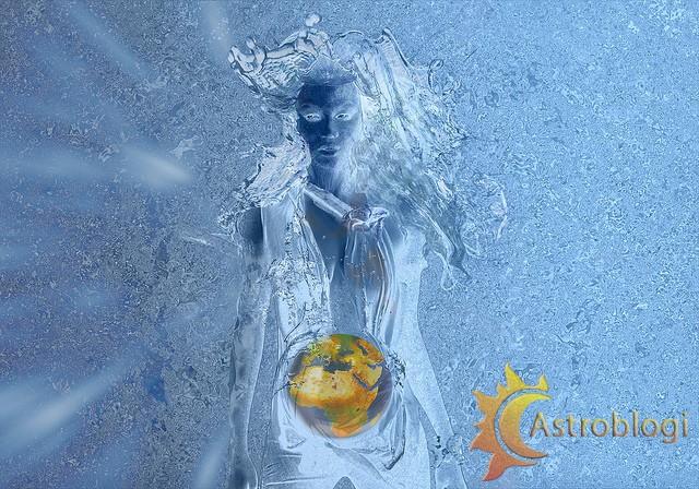 დემონური პერსონაჟები – წყლის დედა
