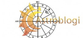 რეტროგრადული სატურნი VIII სახლში
